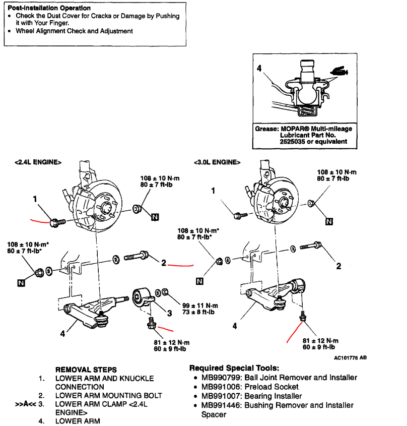 How Do I Remove The Lower Control Arm On A 2002 Dodge Stratus You. Dodge. 2002 Dodge Stratus Tie Rod Diagram At Scoala.co