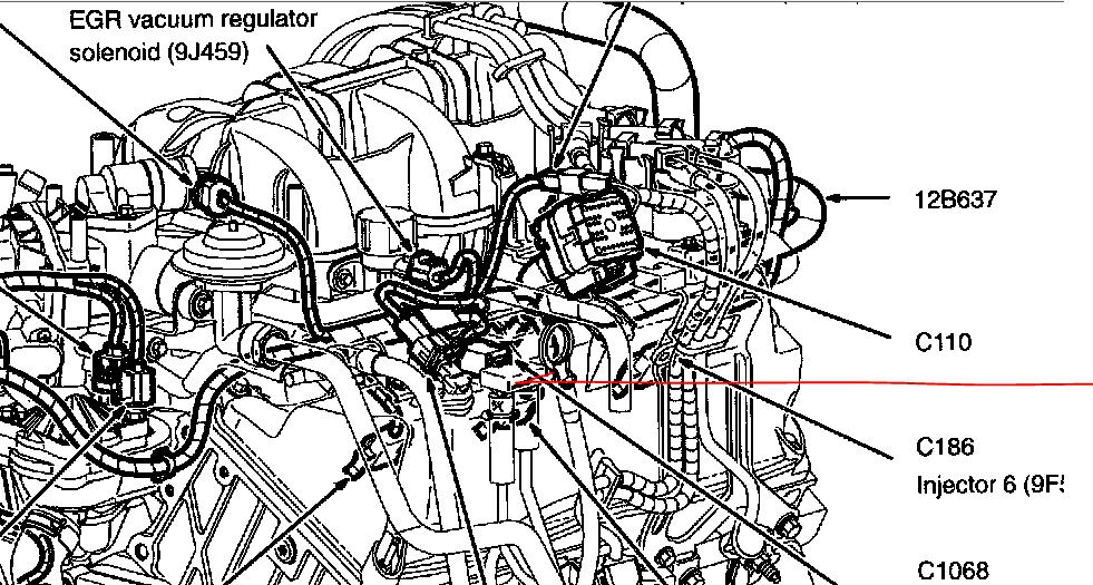2002 ford explorer engine diagram  kohler ch20s factory