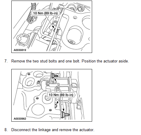 how do i change a imrc actuator on a 2001 ford mustang gmc 3.8 engine diagram 2003 mustang 3 8 engine imrc diagram #15