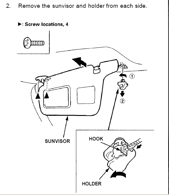 lund visor wiring diagram honda diagram wiring diagram