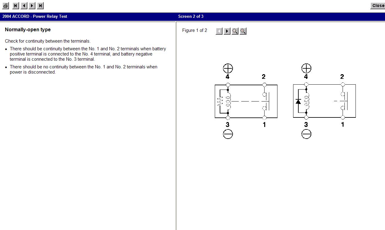 04 Honda Accord V6 Starter Not Working