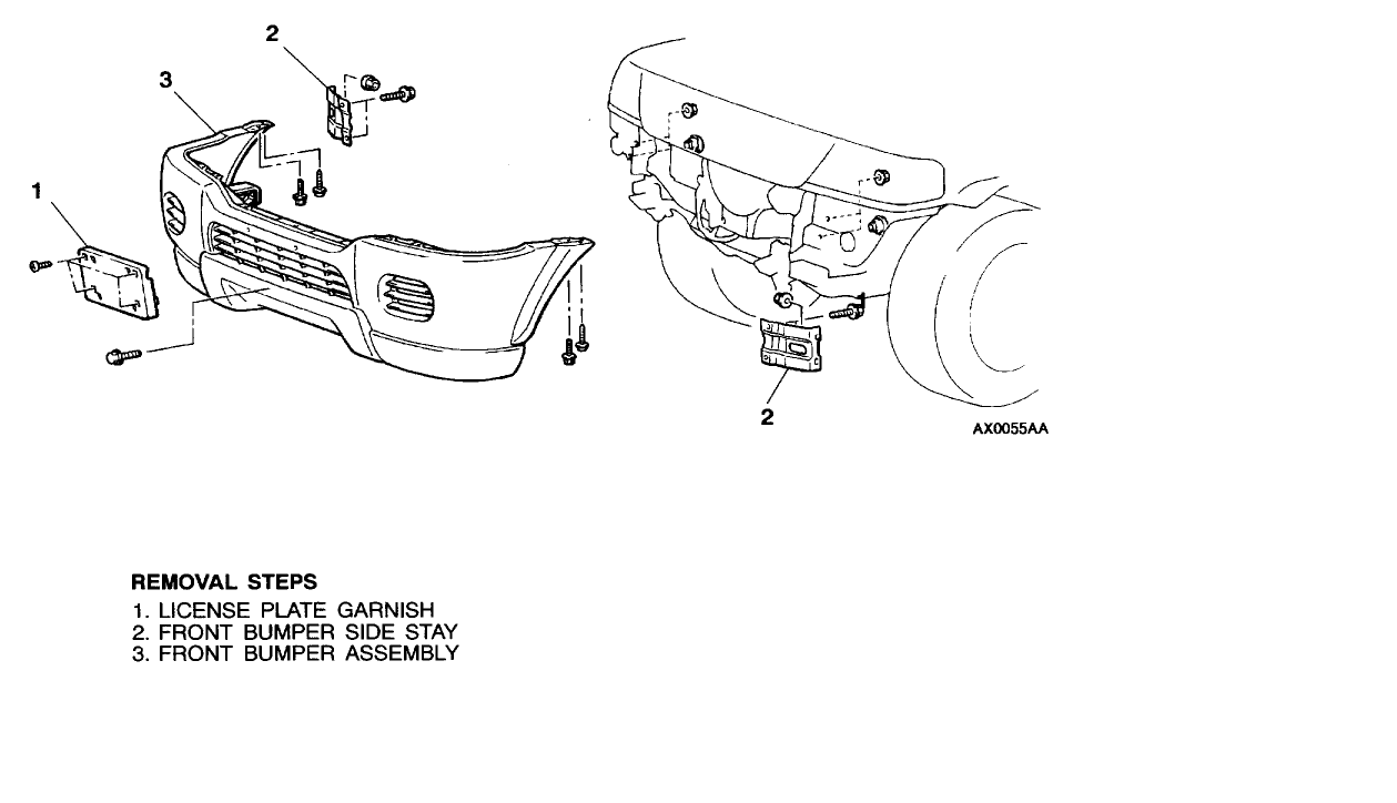 2010 hyundai elantra front bumper parts diagram  hyundai