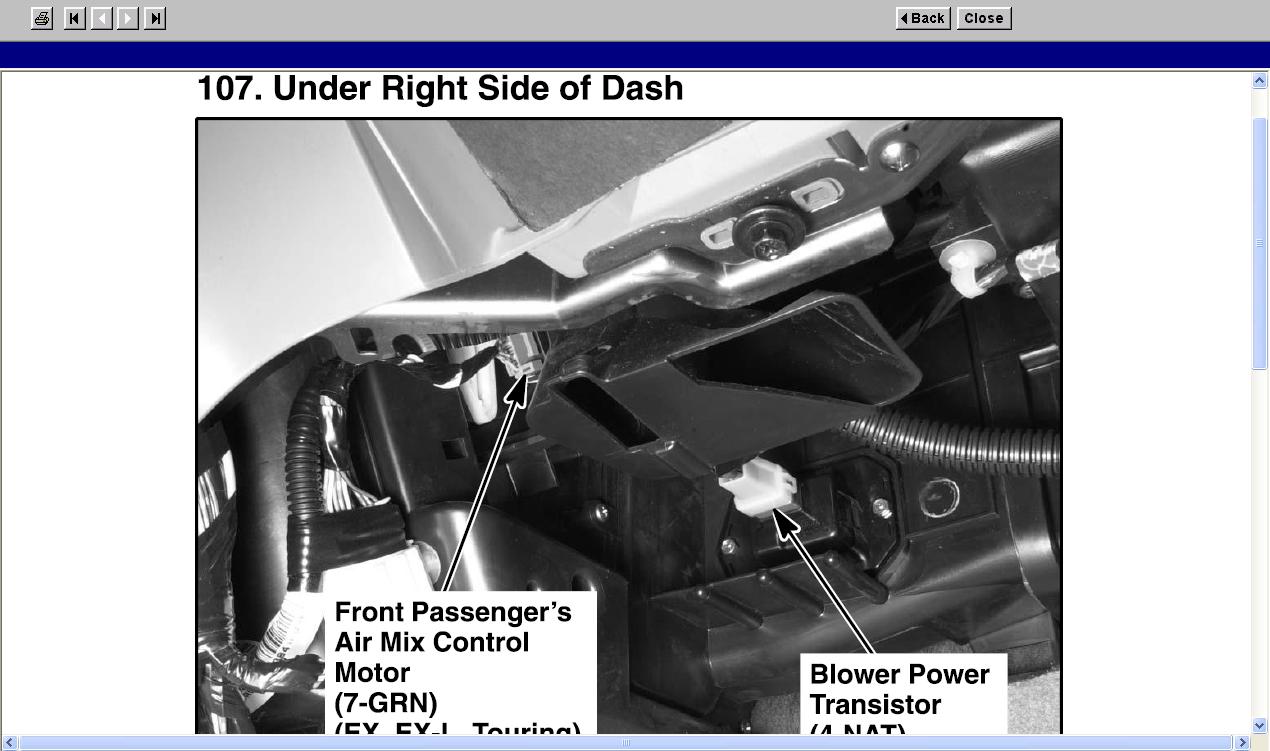 2011 03 23_003924_transistor_2 2007 honda odyssey ex l blower fan the hood fuse box interior,2006 Honda Odyssey Under Hood Fuse Box