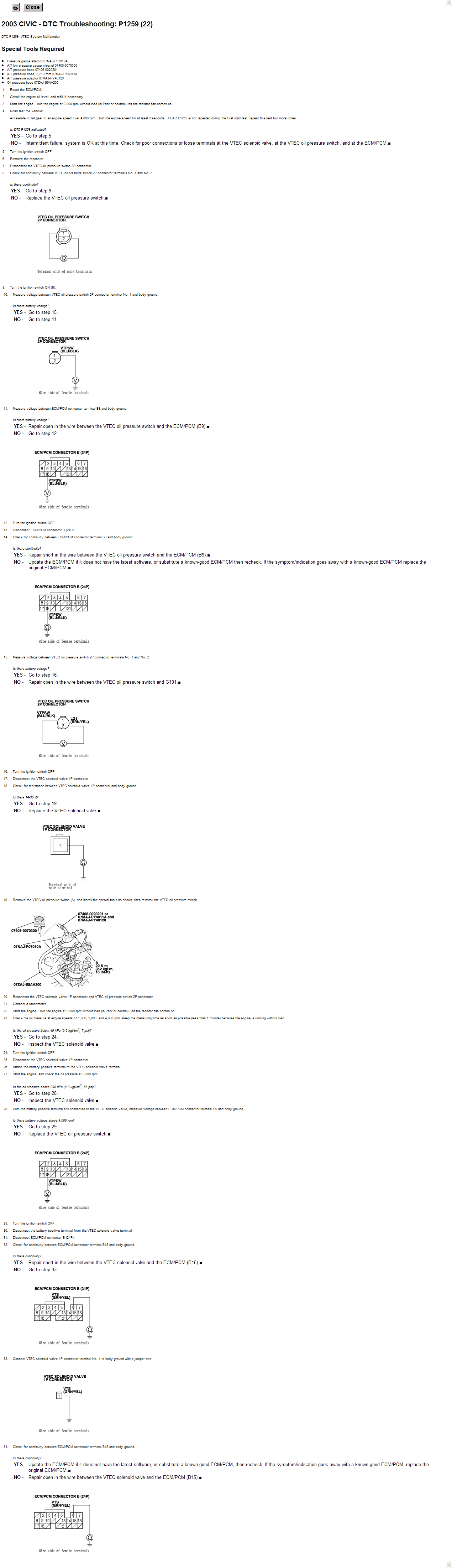 2003 Civic 17l Engine I Keep Getting Code P0401 Exhaust Gas 98 Hx Wiring Diagram Egr Full Size Image