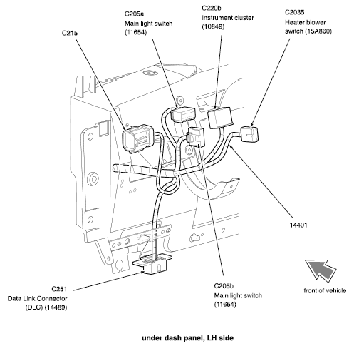 fuse box on ford focus with 3nu98 2006 Ford Explorer No Obd Port Dash on 2000 Oldsmobile Intrigue Engine Fuse Box Panel Diagram furthermore 1999 Jeep Cherokee Sport Wiring Diagram in addition Honda Accord Catalytic Converter Replacement further Car Engine Diagram Labeled The Actual Wiring in addition 4270.