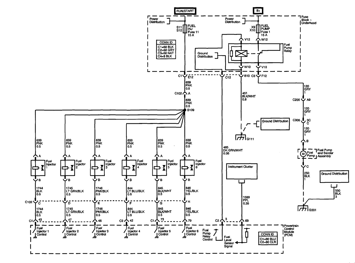 2002 buick rendezvous cranks fast, (new batt) but just ... 1952 buick wiring diagram buick wiring diagram ecm