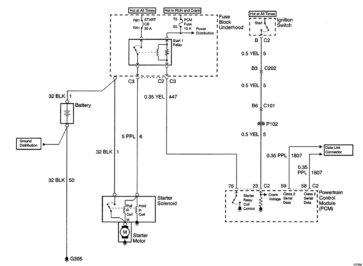 wiring diagram 2001 buick lesabre i own a 2001 buick lesabre that occaisionally just won't ...