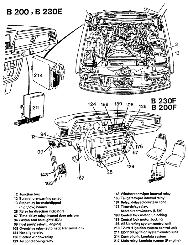 Volvo 240 Wagon Tail Light Wiring Diagram : Volvo tail light wiring diagram