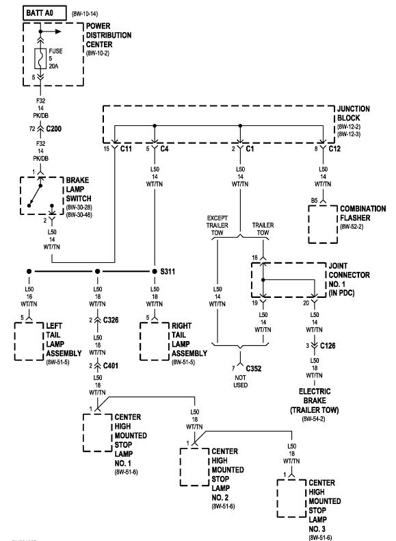 🏆 [DIAGRAM in Pictures Database] 2002 Dodge Durango Brake Light Wiring  Diagram Just Download or Read Wiring Diagram - JENNIE.GOUTET.BI-WIRING -SPEAKERS.ONYXUM.COM Complete Diagram Picture Database - Onyxum.com