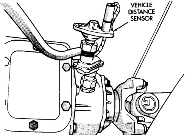 i have 1992 ram 350 diesel cummins 150k miles  speedometer