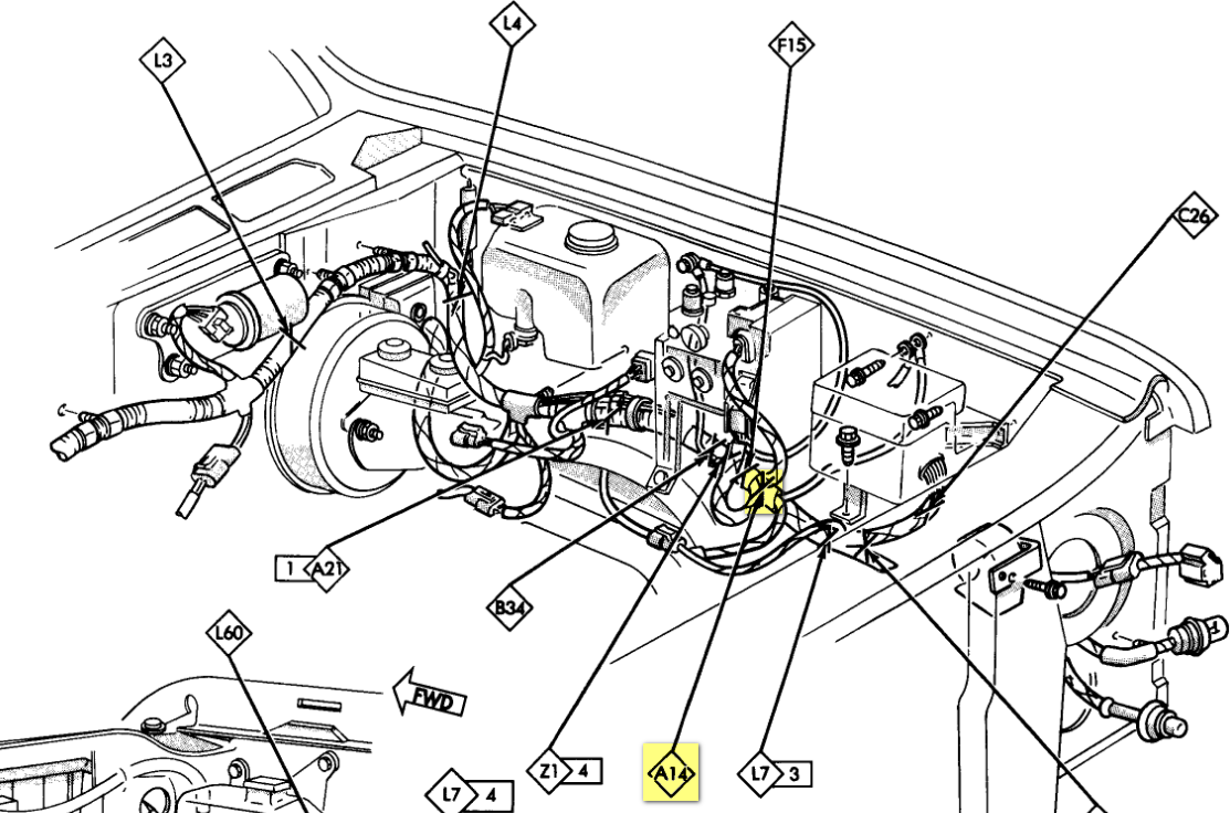 1994 Dodge Dakota Pu with gremlins39L V6 air auto 2wd – Dodge 3.9 Engine Diagram
