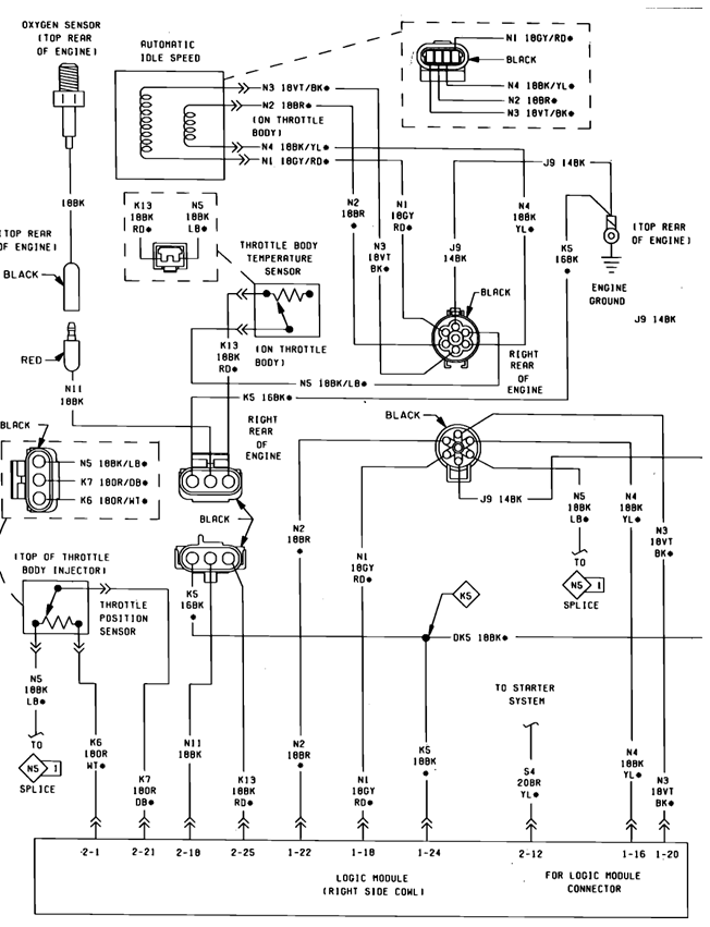 1985 plymouth reliant wiring diagram  plymouth  wiring