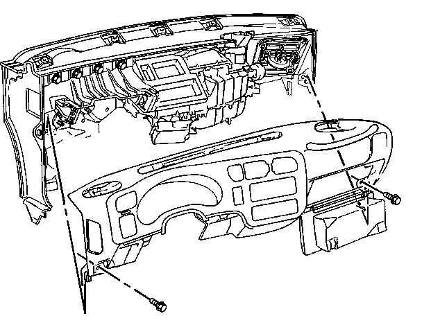gmc sierra heater core diagram 2007 gmc sierra serpentine belt diagram do you have a diagram or directions for reinstalling dash ...