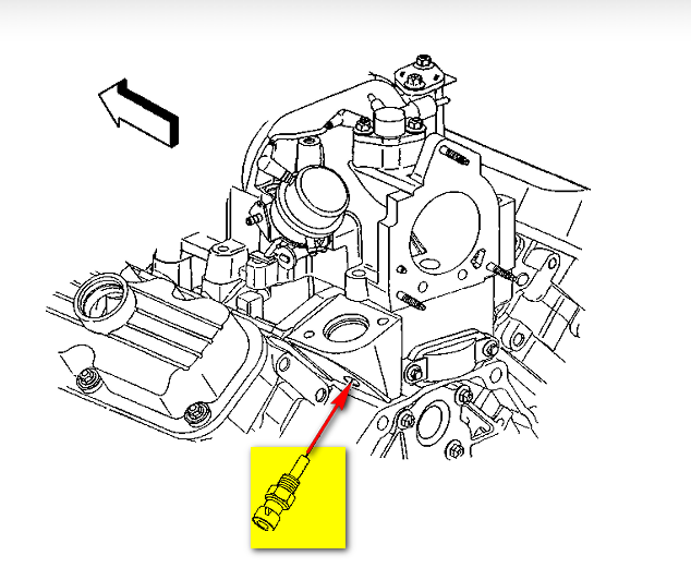 2004 buick rendezvous engine diagram picture 2004