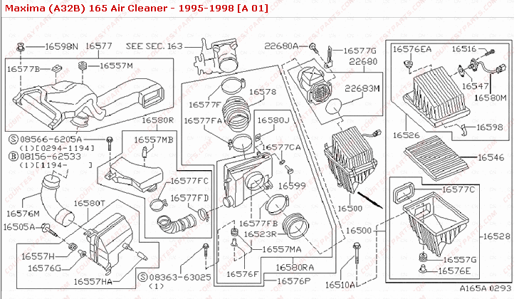 1995 Nissan Maxima Diagram - All Wiring Diagram