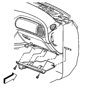 what is procedure for replacing blower motor resistor on