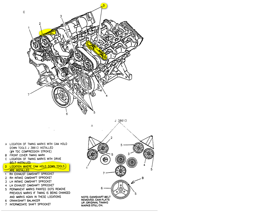 I U0026 39 M Replacement Timing Belt On 1994 Chevy Lumina Z
