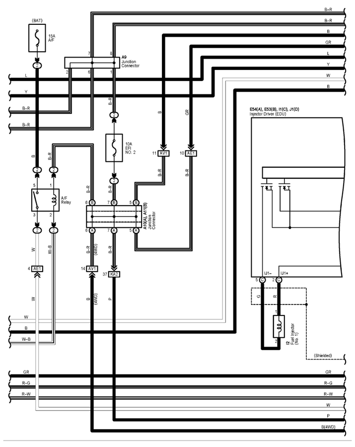 I Am Looking For Emissions Electrical Wiring Diagrams  And