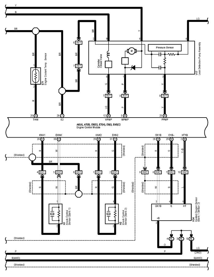 i am looking for emissions electrical wiring diagrams  and component locations if possible  for