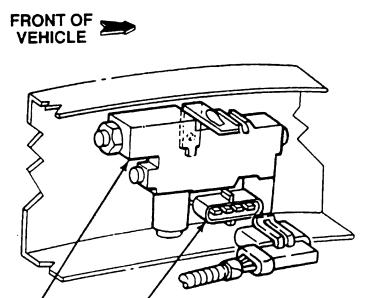 1994 Ford Ranger Brake Question
