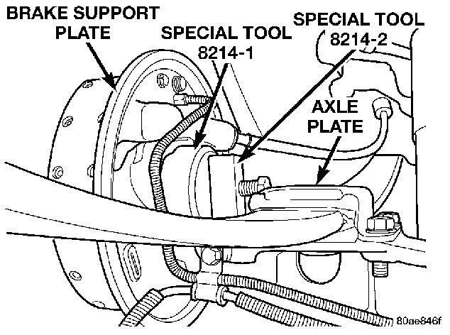 I Have A Bad Rear Bearing Hub Assembly On A 2006 Dodge Grand Caravan