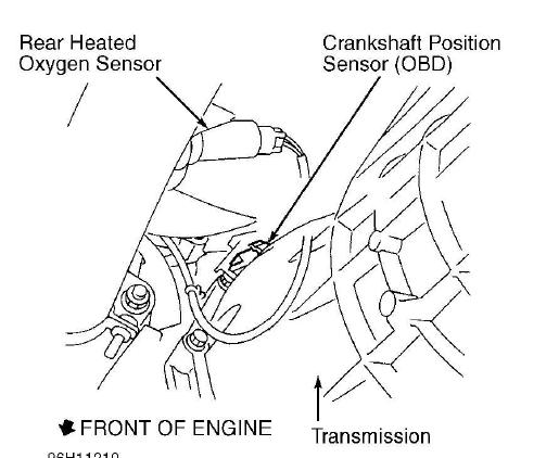 i understand the 1998 pathfinder  3 3 v6  crankshaft