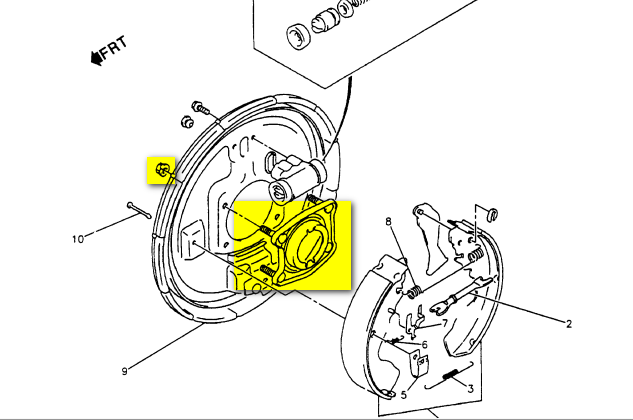 2001 chevy blazer how to change wheel bearng
