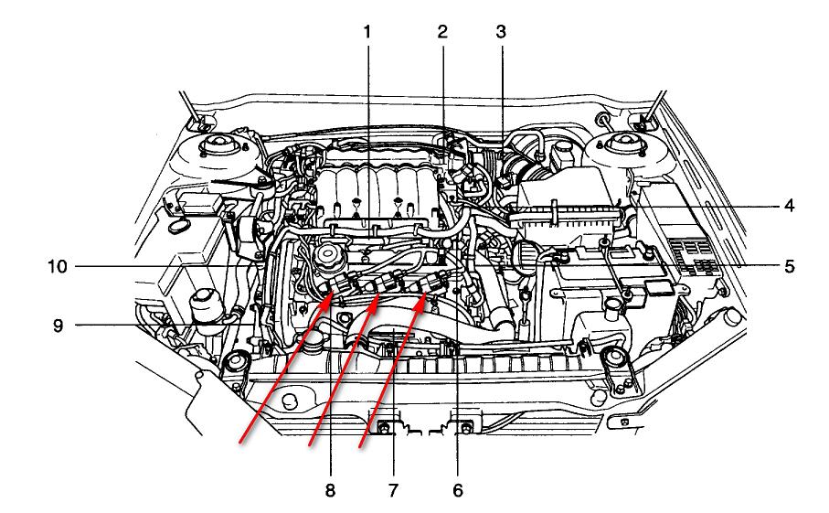 Kia Sedona EX I had the failure of a ignition coil in my 2003