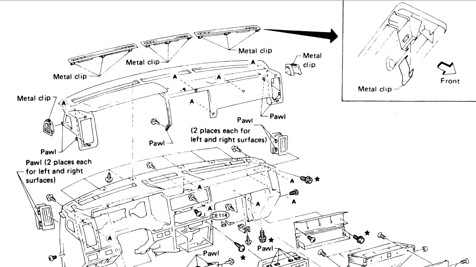 how to replace heater coil 1995 nissan pickup