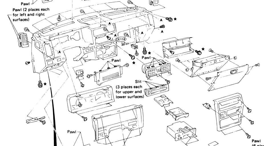 radio wiring diagram 300zx how to replace heater coil 1995 nissan pickup   how to replace heater coil 1995 nissan pickup