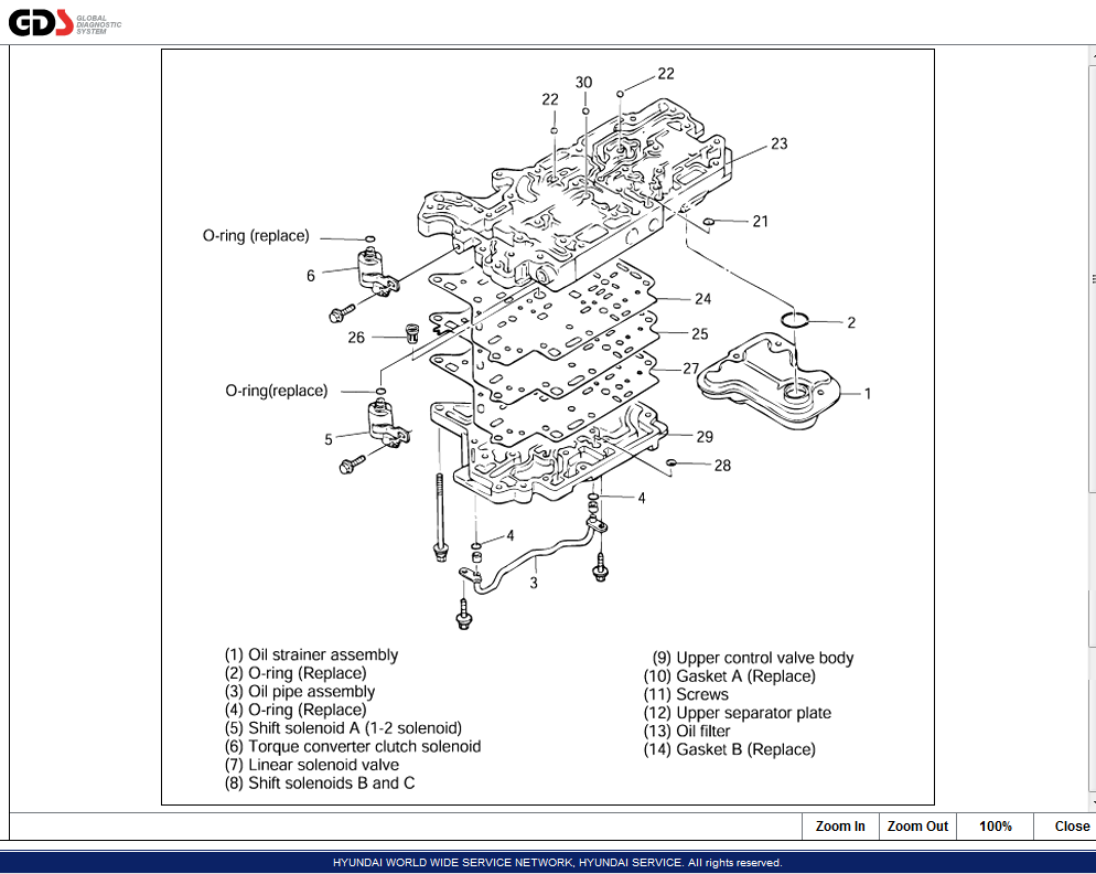 42rle Valve Body Diagram Trusted Wiring Diagrams 45rfe Kia Transmission For Light Switch U2022 5