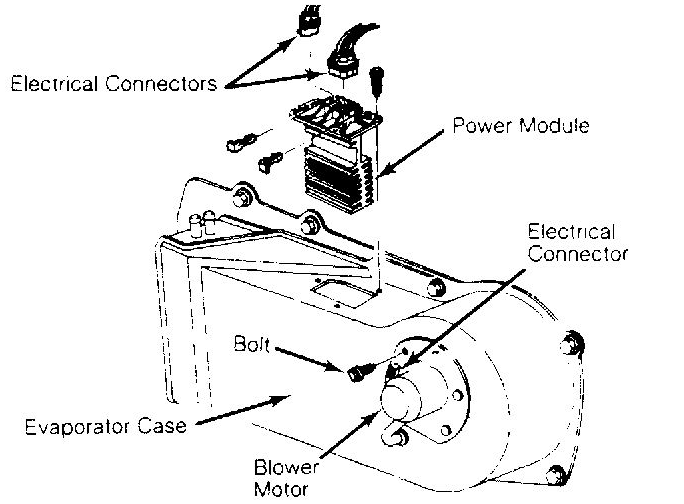 1998 cadillac deville blower motor location  wiring diagram  amazing wiring diagram collections