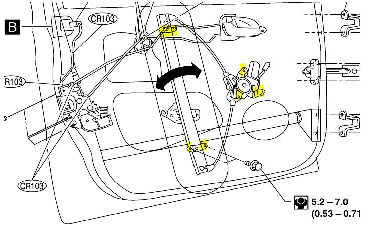 Marvellous 2001 Nissan Quest Sliding Door Handle Pictures - Exterior ...