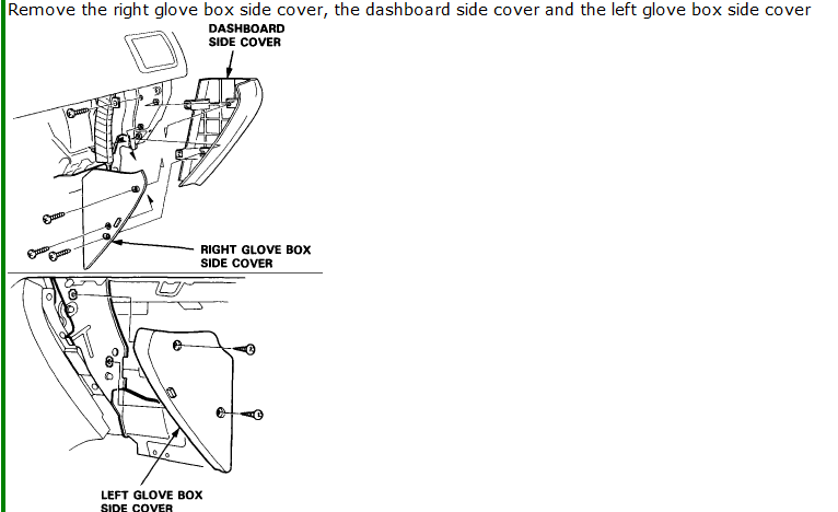 I Have A Acura Legend That The HeaterAC Blower Went Out If - Acura legend blower motor