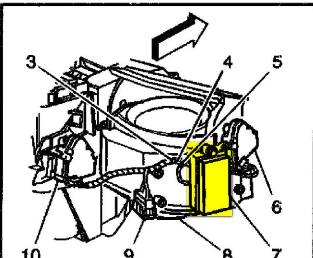 service manual  2002 cadillac seville temperature control