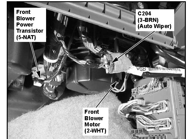 2007 kia spectra blower motor wiring harness kia spectra