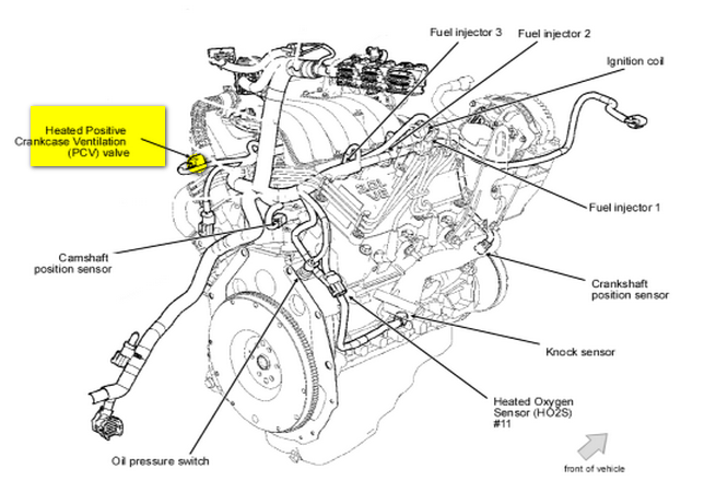 03 ford taurus coolant diagram html