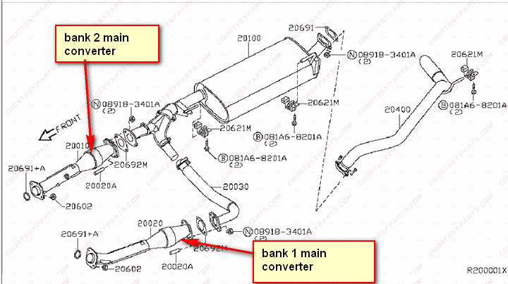Heated Oxygen Sensor Bank 1 2 Location further Toyota Ta a V6 Knock Sensor Location in addition P 0996b43f80cb4205 also How Do I Resolve Error Code P1135 In My Toyota Camry besides Toyota O2 Sensor Location 2002. on toyota 4runner bank 1 sensor location