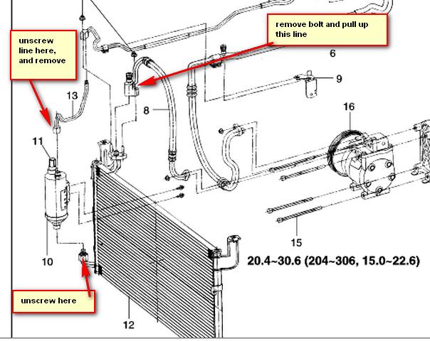 I U0026 39 M Working On Replacing The Bumper Assembly Of Kia Optima