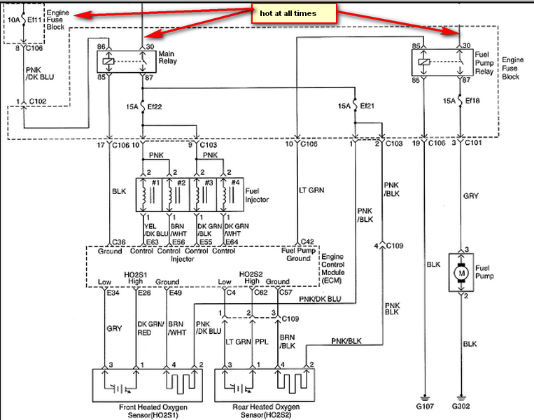 Wiring Diagrams 2005 Reno 2005 Sensor Diagram Wiring