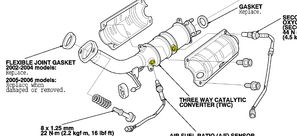 Hqdefault additionally Eab Ff Febea Adb Cf Bb as well C F F Fbe F Fsmall F C Be moreover Civic Oxygen Sensor Locations besides Maxresdefault. on acura tl o2 sensor location