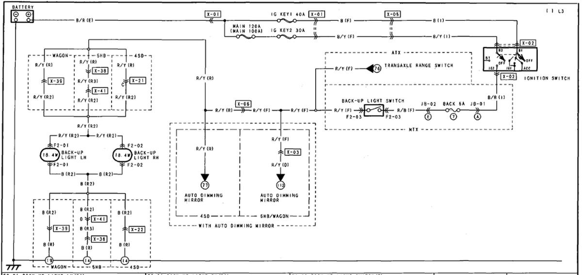 mazda xedos 6 fuse box example electrical wiring diagram u2022 rh huntervalleyhotels co Mazda 6 Tuning Mazda 6 Modified