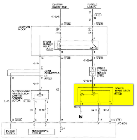 2012 02 02_223900_2012 02 03_154231 where is the thermal heat resistor ( blower motor resistor ) on a mitsubishi endeavor wiring diagram at alyssarenee.co