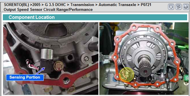 I Changed The Transmission In My 2005 Kia Sorrento Now I