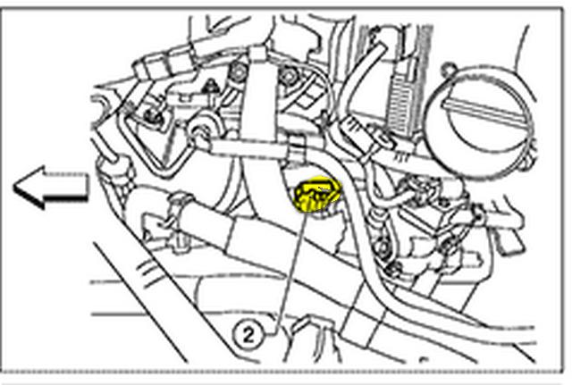 2006 Nissan Quest Cam Position Sensor Locationrhjustanswer: Nissan Quest Crankshaft Position Sensor Location At Gmaili.net