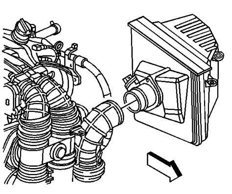 Air Intake Diagram