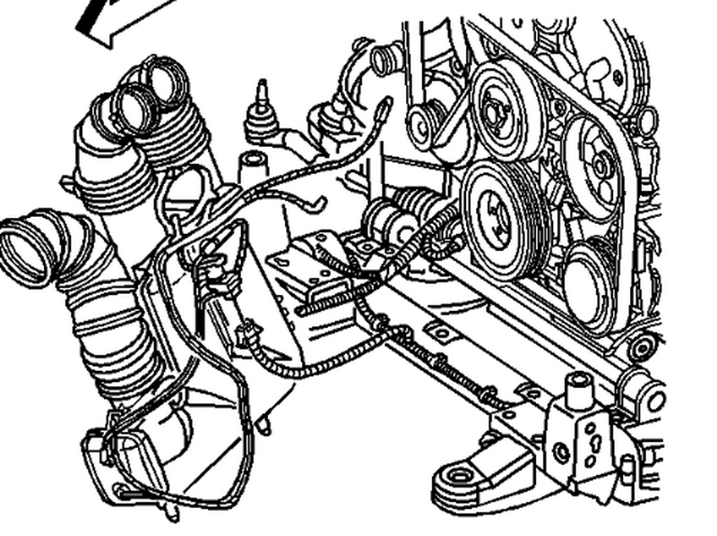 cadillac cts 2003 engine diagram 2003 ford taurus heater