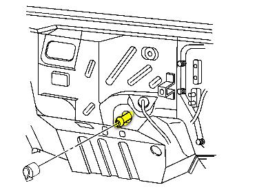6t3lo Buick La Crosse Air Conditioner Condensate Drain