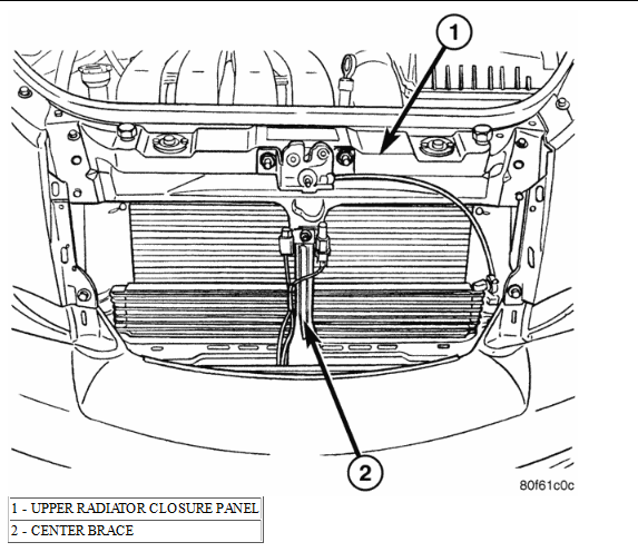 Pt Cruiser Cooling System Diagram