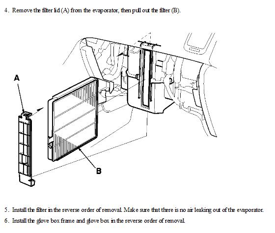 I Do I Install Cabin Air Filter - Acura mdx air filter